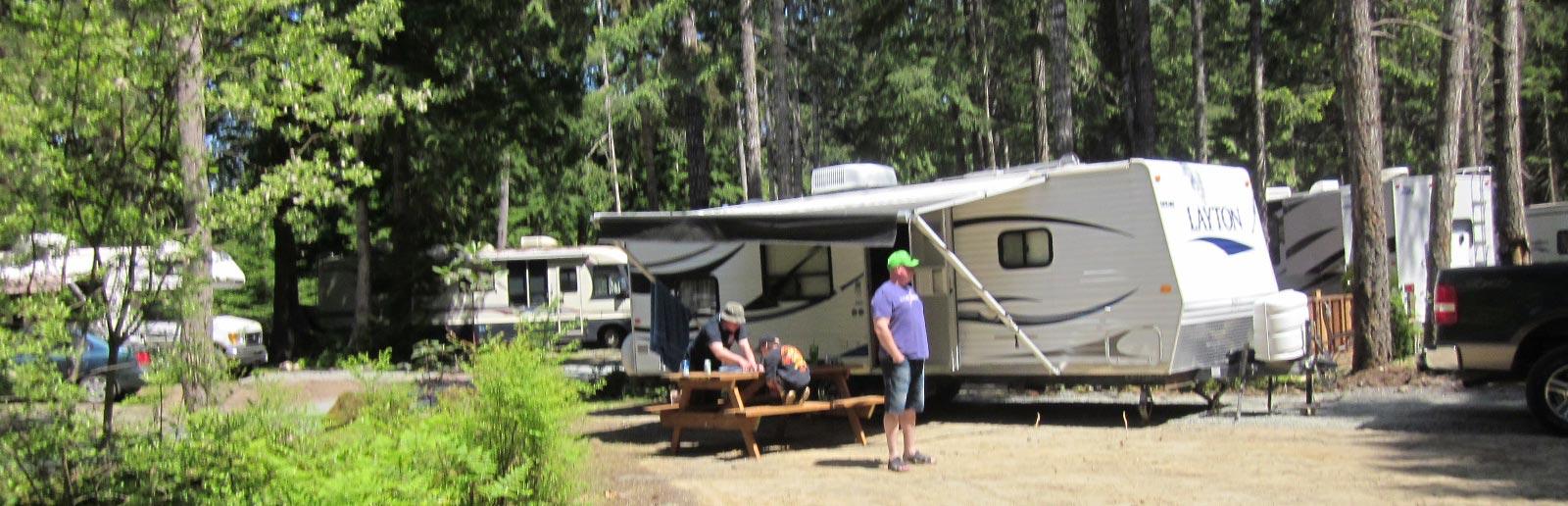 Nanaimo RV Campground